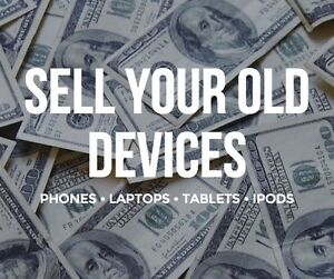 Top dollar for your iPhone 6, and newer