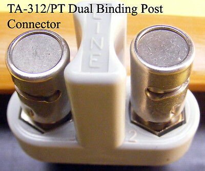 New TA-312/PT TA-43/PT Binding Posts for sale  Copperas Cove