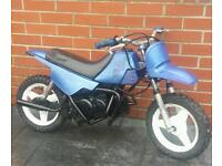 py 50 yamaha pw 50 kids motorbike motorcross pee wee lt ktm husky quad mini moto malaguti