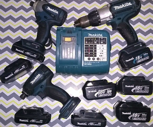 """THE MAKITA 18V LXT MOTHER LOAD"""