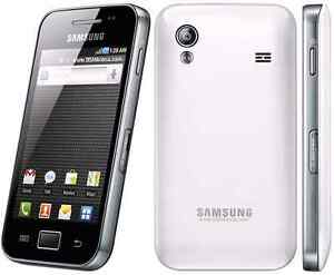 Samsung Galaxy Ace UNLOCKED & ROOTED!!