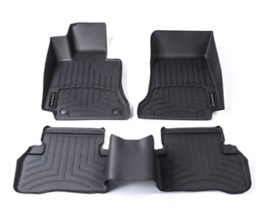 Mercedes C-Class OEM Weather Tech Winter Mat Set