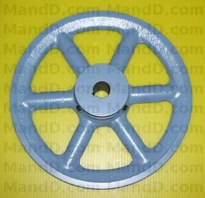 Whirlpool-Maytag-W10146631-Commercial-Dryer-Pulley-w-Keyway-9-X-2-1-2-NLA