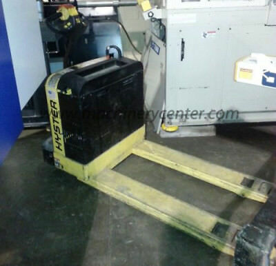 Used Hyster Pallet Jack