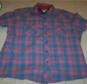 Womens Pearl Snap Western Shirt