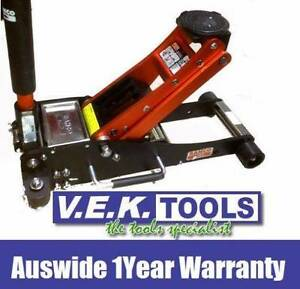 BAHCO TOOLS 2T RACING ALUMINIUM HYDRAULIC TROLLEY JACK 2000kg Smithfield Parramatta Area Preview