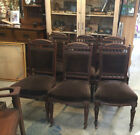Edwardian Dining Chairs Antique Chairs