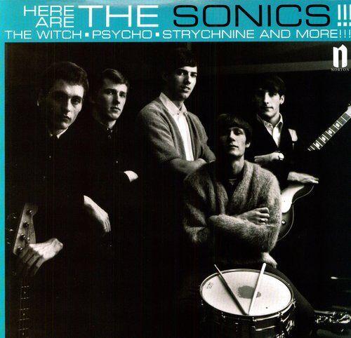 The Sonics, Sonics - Here Are the Sonics [New Vinyl]