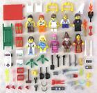 Lego Female Minifigures Lot