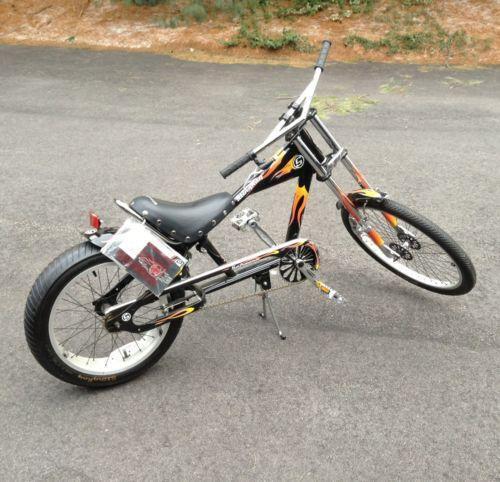Schwinn Chopper Bicycle Ebay
