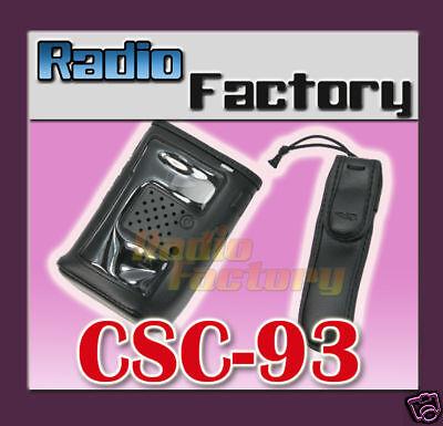 Yaesu Original Soft Case for VX-8R CSC-93 CSC93 for sale  Shipping to Ireland