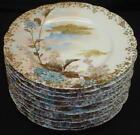 Antique Bird Plates