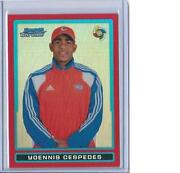2009 Bowman Chrome Cespedes