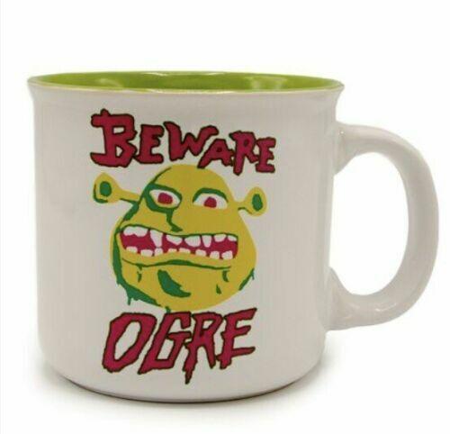 Shrek Coffee Mug Cup Dreamworks Ogre NEW