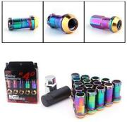 Neo Chrome Lug Nuts