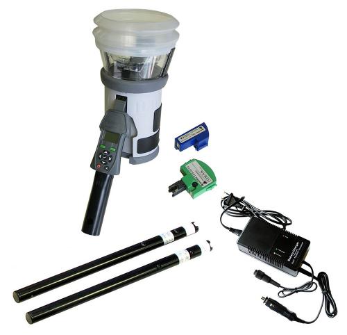 TestiFire 2001 Smoke, Heat & CO Detector Test Kit
