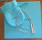 Tiffany Bar Pendant