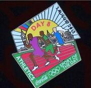 Olympic Athletics Pin