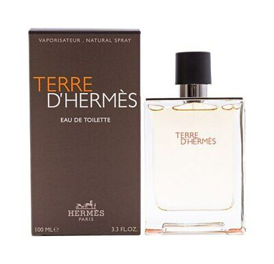 Terre Dhermes by Hermes Cologne for Men 34 oz New In Box