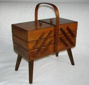 1950s Sewing Box