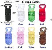 Plastic T Clip