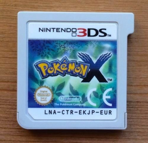 Pokemon X - Nintendo 3DS + 2DS Game - Fun Kids Childrens Action Adventure RPG Video Game
