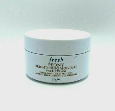 FRESH Peony Brightening Moisture Face Cream 1.6 fl oz New Sealed