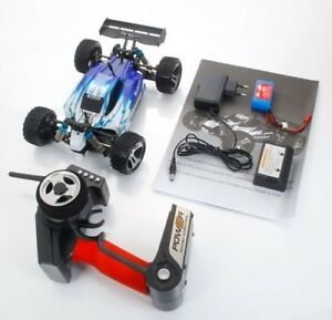Brushless Truggy 50 km +