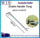 Aluminum Snake Handling Reptile Supplies