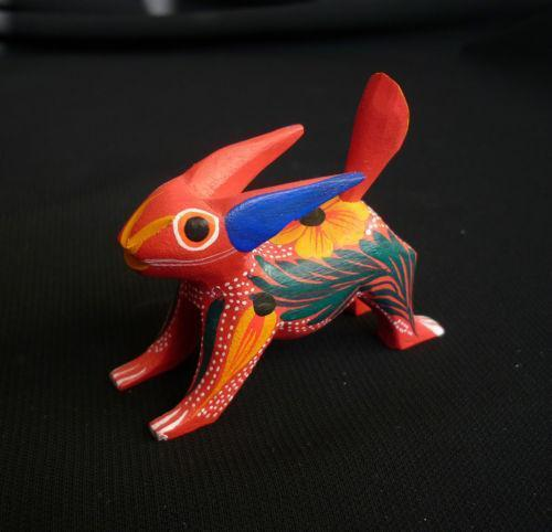 Mexican Wood Carving Ebay