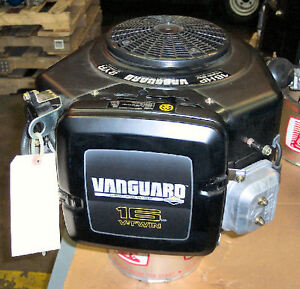 wanted 16 or 18 briggs and stratton vanguard motor