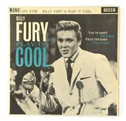 Billy Fury EP