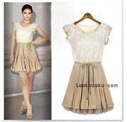 Vintage Lace Dress 14