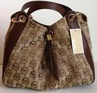 Michael Kors Brown Signature Bag