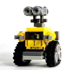 how to build a lego robot