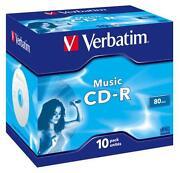 Blank Audio CD