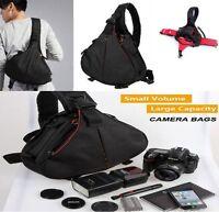 Aq Borsa Professionale Tracolla Nera Per Reflex Fotocamere Nikon Canon Sony - sony - ebay.it