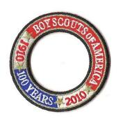 Boy Scout 100 Year Patch