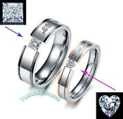 Engraved Couple Rings