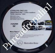 Mercedes Navigation DVD 2011