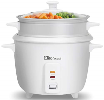 Automatic Rice Cooker With Steam Tray Electric Keep Warm Coo