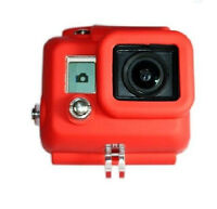 Silicone Case Cover Dustproof Anti-Fog Protector Housing Hero 3+