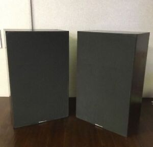 BOSTON ACOUSTICS A60 Speakers, sound GREAT!