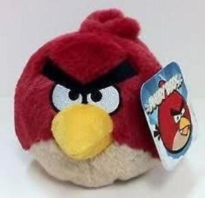 Plush toys ebay - Angry birds big brother plush ...