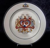 Charles Diana Wedding Plate