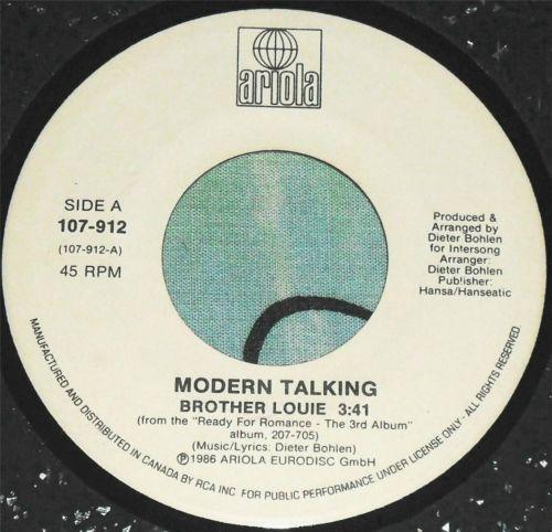 Modern Music Songs: Modern Talking: Music