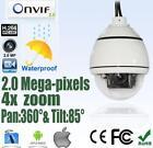 Megapixel IP Camera PTZ