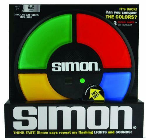 Simon Game Ebay