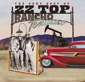 ZZ Top The Very Best of Rancho Texicano 2 CD Set $5