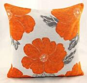 Orange Cushion Covers